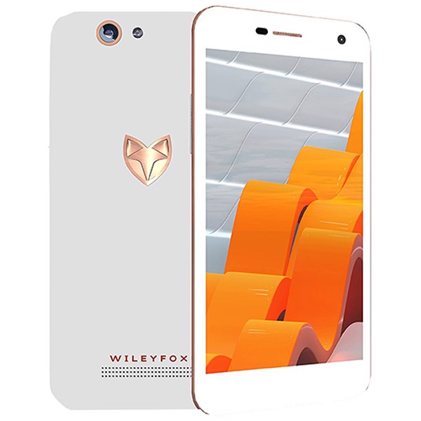 Picture of Wileyfox SPARK X Dual-SIM 16GB (White)