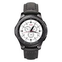Picture of Samsung Gear S3 Frontier TUMI Special Edition (Dark Gray)