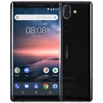 Picture of Nokia 8 Sirocco TA-1005 128GB (Black)
