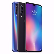 Picture of Xiaomi Mi 9 128GB/6GB RAM Dual-SIM [ Piano Black | Ocean Blue ]