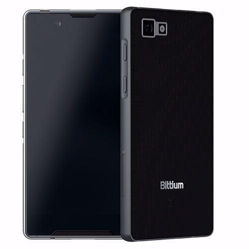 Picture of Bittium Tough Mobile 2 64GB Dual-SIM Black Ultra High Security