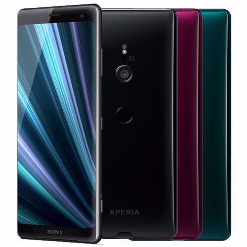 Picture of Sony Xperia XZ3 Dual-SIM 64GB [ Black | Bordeaux Red | Forest Green ]