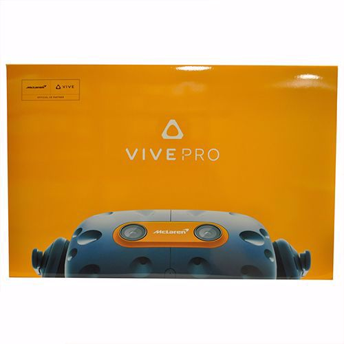 Picture of HTC VIVE Pro Mclaren Limited Edition Virtual Reality Headset Kit for PC