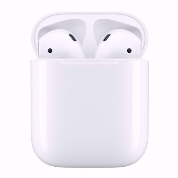 Picture of Apple AirPods with Charging Case - 2nd Generation (White)