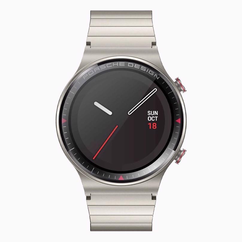 Picture of Porsche Design Huawei Watch GT 2