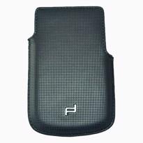 Picture of Porsche Design Premium Cubic Leather Case for BlackBerry P'9981
